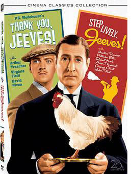 Thank You Jeeves movie