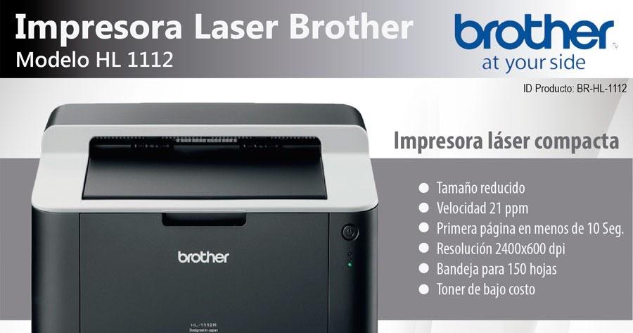 Yotecnicopc Reseteo De Impresora Brother Hl 1112