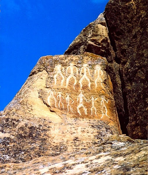 Extended stays hotels gobustan a wonderful rock art