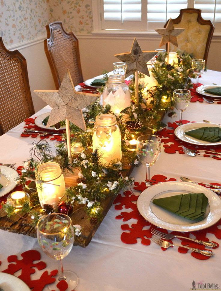 Top Christmas Table Decorations On Search Engines Christmas Celebration All About Christmas