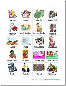 1000+ ideas about Kids Chore Charts on Pinterest | Kids charts ...