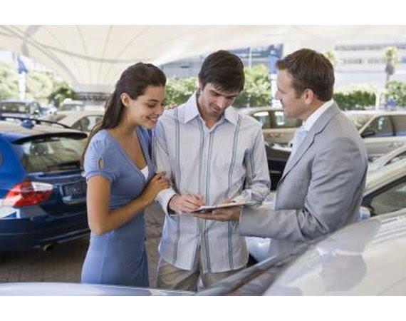 Does Financing a Car Build Credit History?