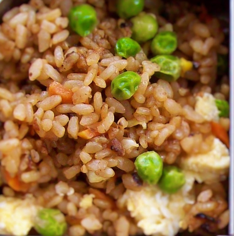 Hibachi Fried Rice   Red, Round, or Green