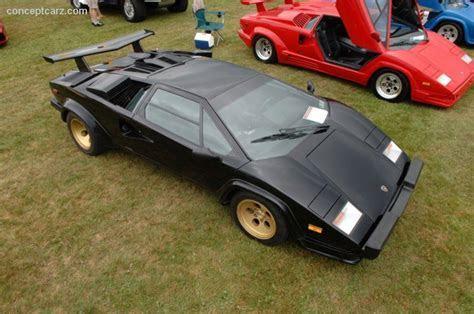 1987 Lamborghini Countach Conceptcarz.com