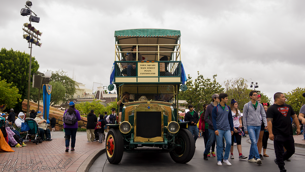 Disneyland Resort, Disneyland60, 60, Anniversary, 24, Hour, Party, Celebration, Kick, Off, Disneyland, Omnibus