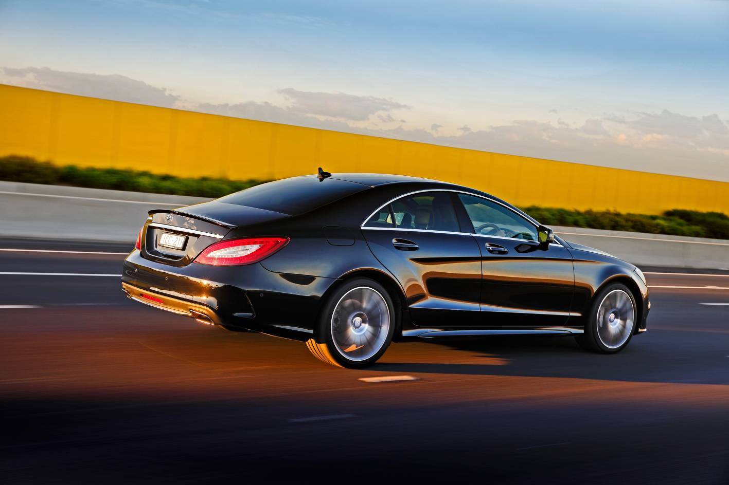 Mercedes-Benz revises CLS Coupe and CLS Shooting Brake for ...