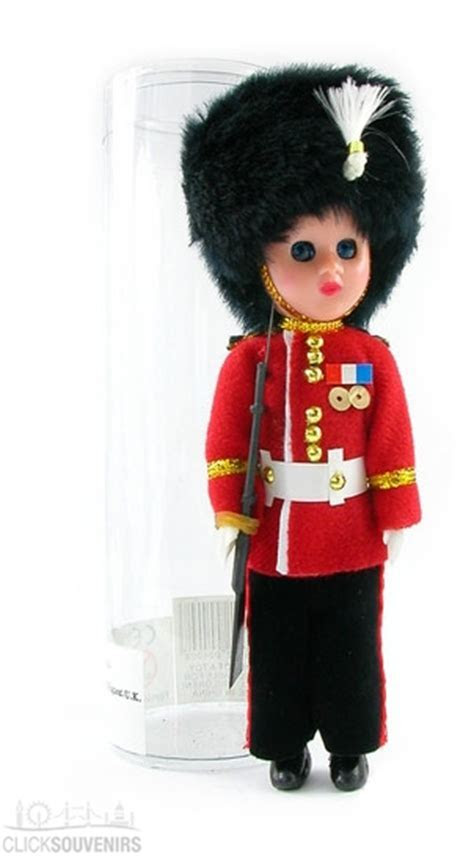 Royal Guard Doll with Rifle