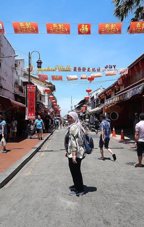 Liburan Sehat Saat Imlek di Malaysia