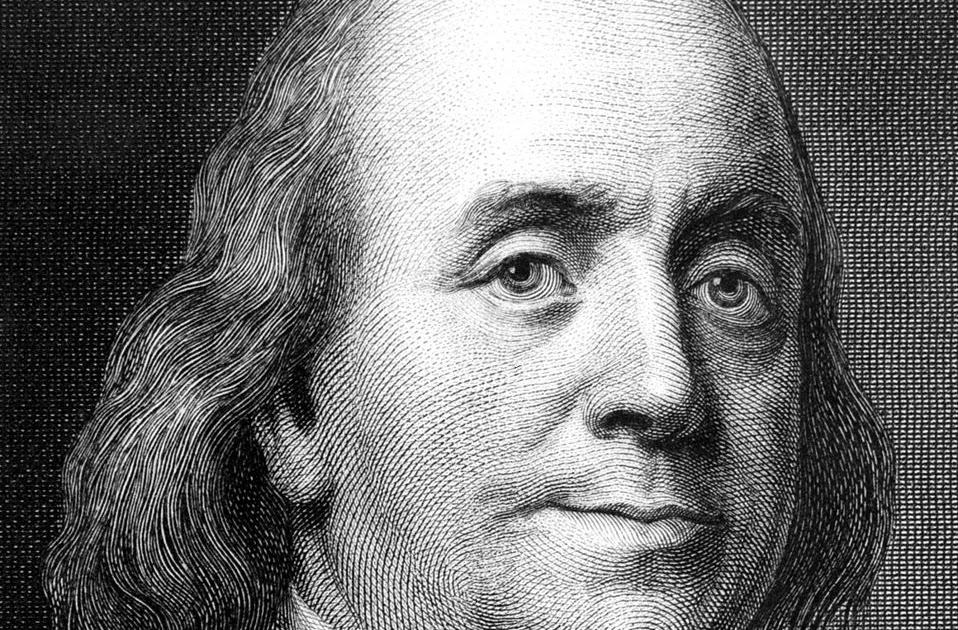 The Last Tradition: Now They're Coming For Ben Franklin ...