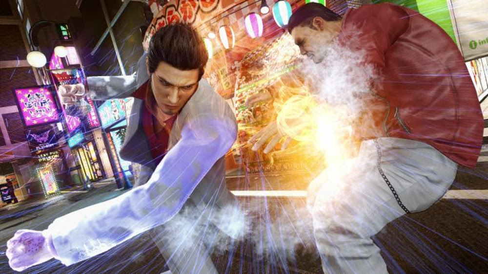 Yakuza Kiwami 2 finally gets western release date screenshot