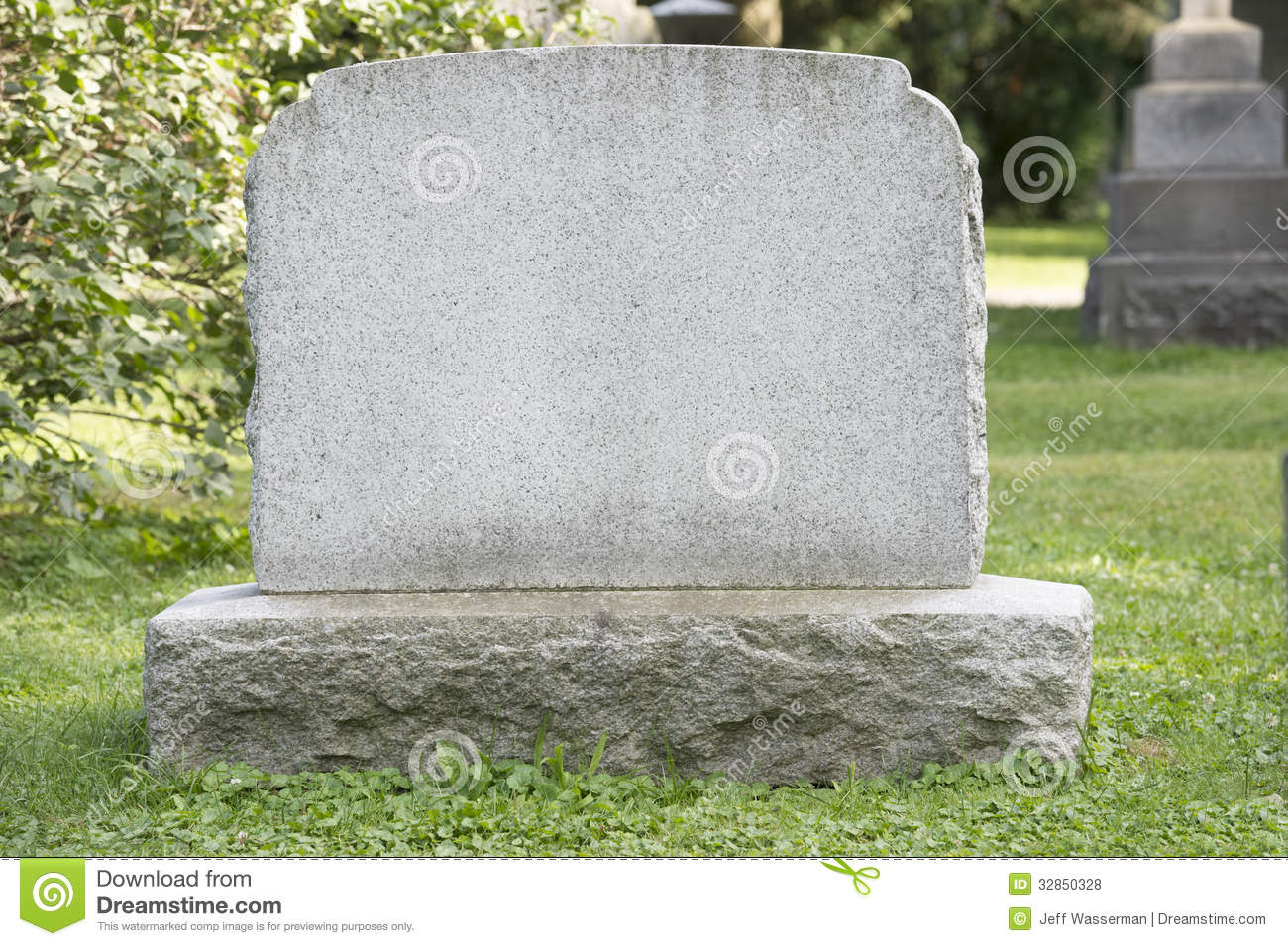 Blank Gravestone Stock Photos, Images, & Pictures - 766 Images