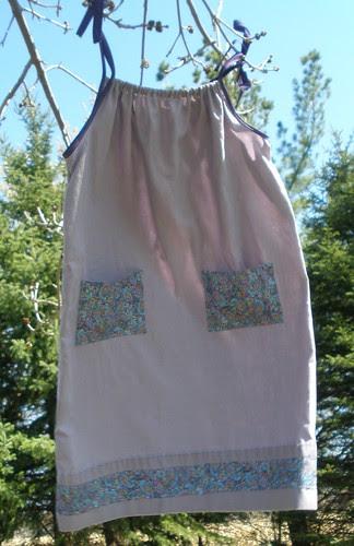 Pillowcase Dress for Little Dresses for Africa