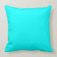 Aqua American MoJo Pillow