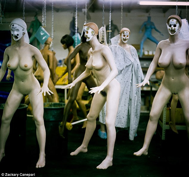 Real Doll factory