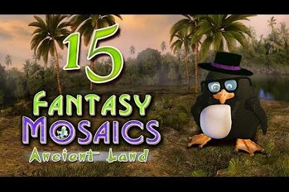 Fantasy Mosaics 15 Ancient Land