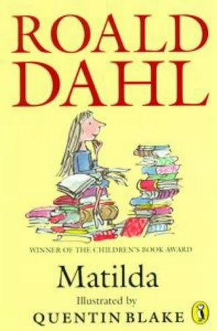 Words On Paper   Review  Matilda By Roald Dahl
