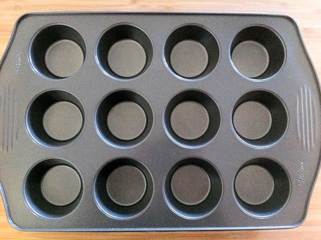 4x3 Nonstick Muffin Pan