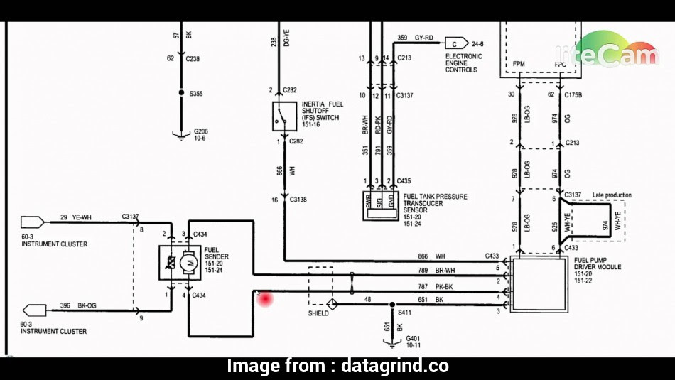 I Need A Wiring Diagram For Ford F350