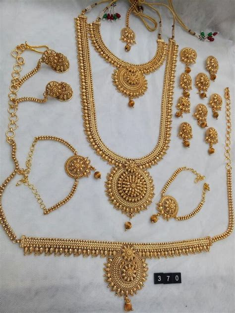 Pin by Janhavi Art Jewellery on Bridal Sets in 2019