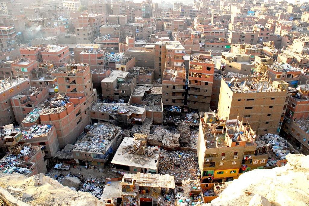 A incrível Igreja da Caverna dos Zabbaleens no Cairo 15
