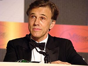 English: Christopher Waltz at the 2009 Cannes ...