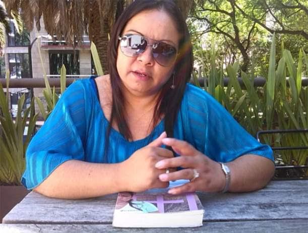 María Luisa García Andrade, activista. Foto: Especial