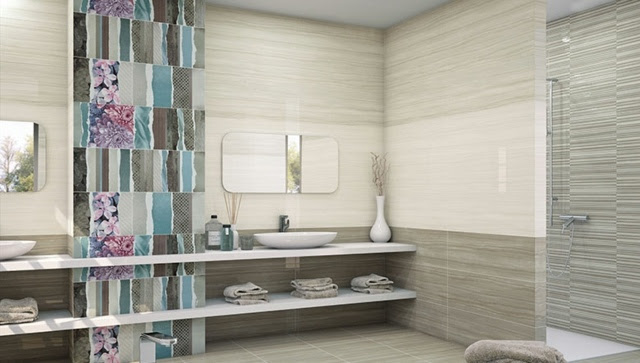 Badezimmer Muster Fotos ~ speyeder.net = Verschiedene Ideen für ...