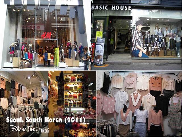 Last Day in South Korea 05 - MyeongDong Street