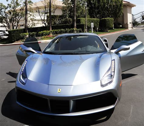 How much does it cost to rent a Ferrari for a day   Los