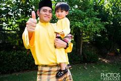 Raya 2012 @ Shah Alam