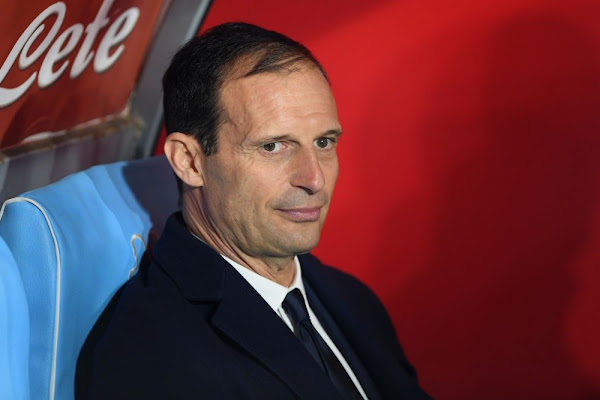 225b17e6136 Juventus Coach Max Allegri Planning On Experimenting Against Inter