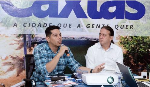 Caxias: Fábio Gentil e Paulinho reúnem secretariado e inauguram novo modelo de gestão municipal