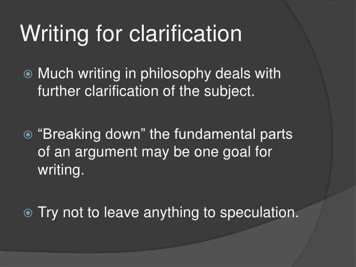 Philosophy how essay introduction write a to