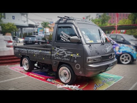 Gambar Pick Up Modifikasi - Dunia Otomotif 2020