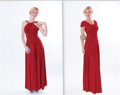 Pack of 2 Party Dress, Bridesmaid Dresses Convertible