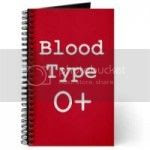 Blood Type O Positive