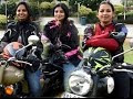 Women bikers embark on 8,000-km expedition across India