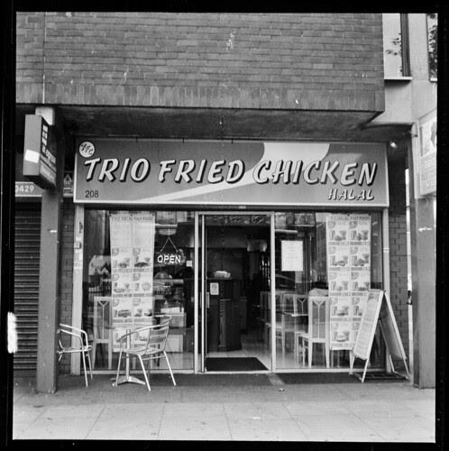 Trio Fried Chicken
