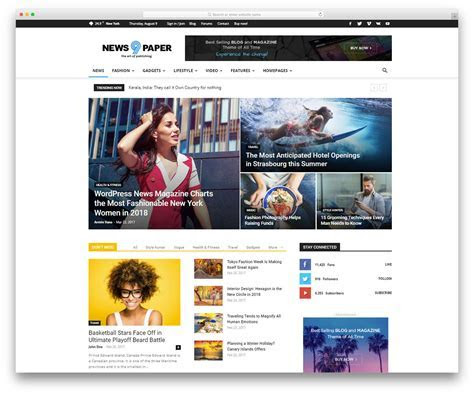 30  Awesome WordPress Themes for Conference and Event 2019