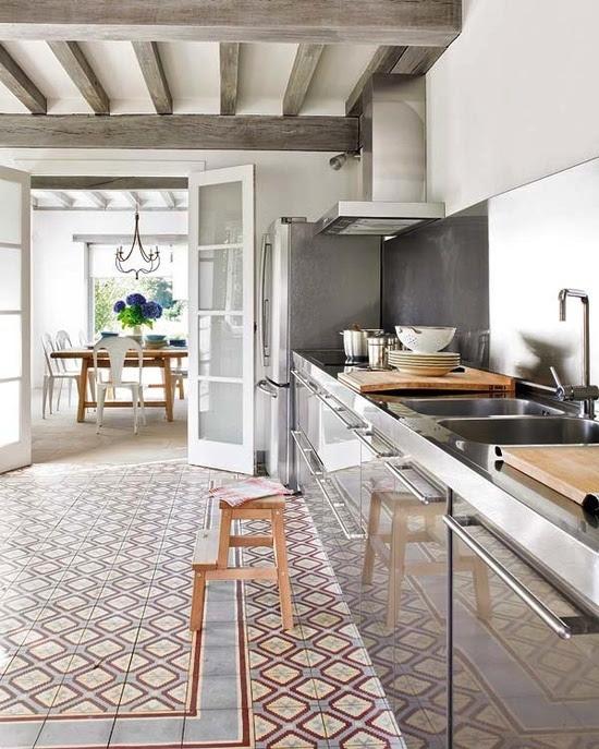 amour fou(d): california kitchens.