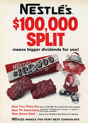 Nestle's Little Hans ad
