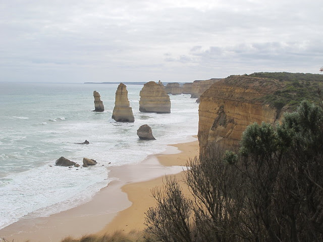 Great Ocean Road, Twelve Apostles, Mebourne Australia