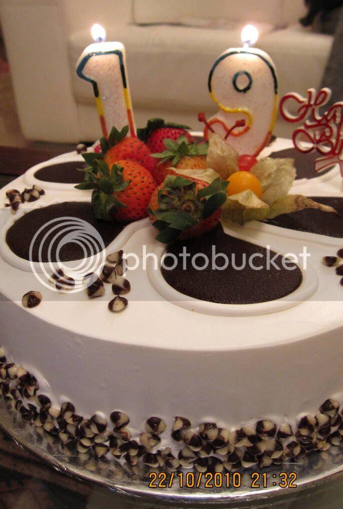 Jeline Happy 19th Birthday To My Baby