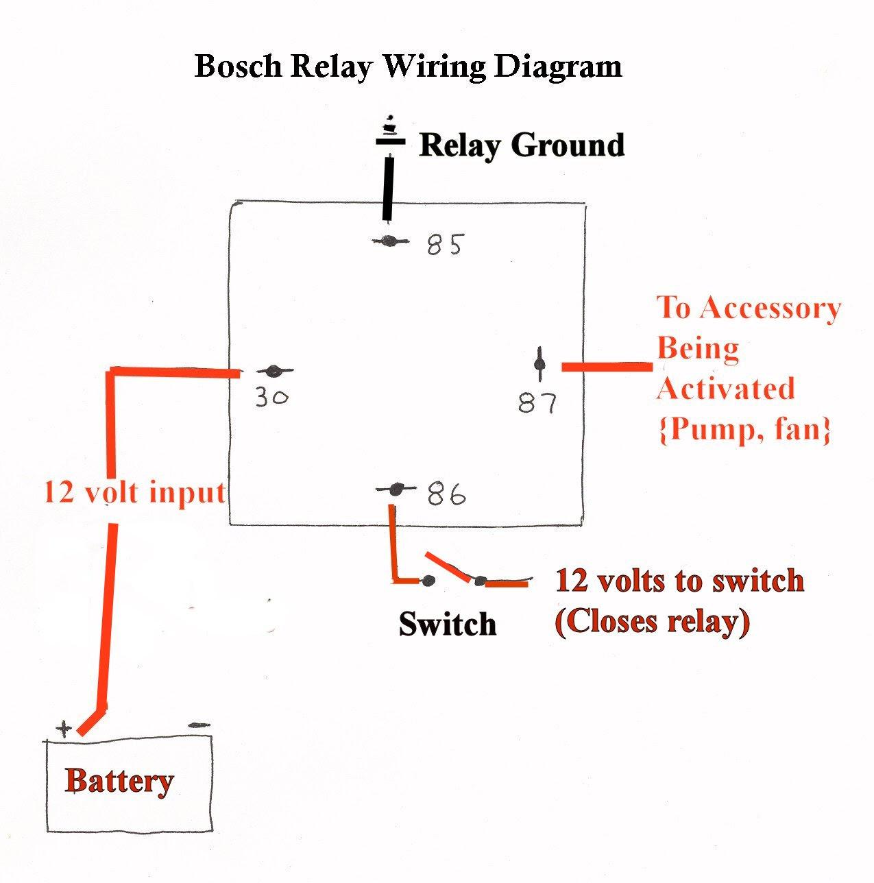 Diagram Automotive Bosch Relay Wiring Diagram Full Version Hd Quality Wiring Diagram Diagrambyerw Trattorialamarina It