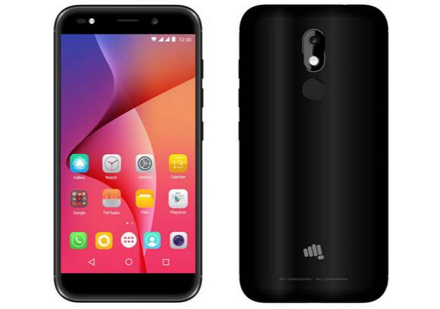 "Micromax Launches Selfie 3 with 16MP Front Camera, 5"" 1080p Display"