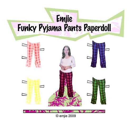 Funky Pyjama Pants