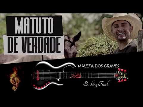 Backing Track pra Contra Baixo - MATUTO DE VERDADE - MANO WALTER - Play ...