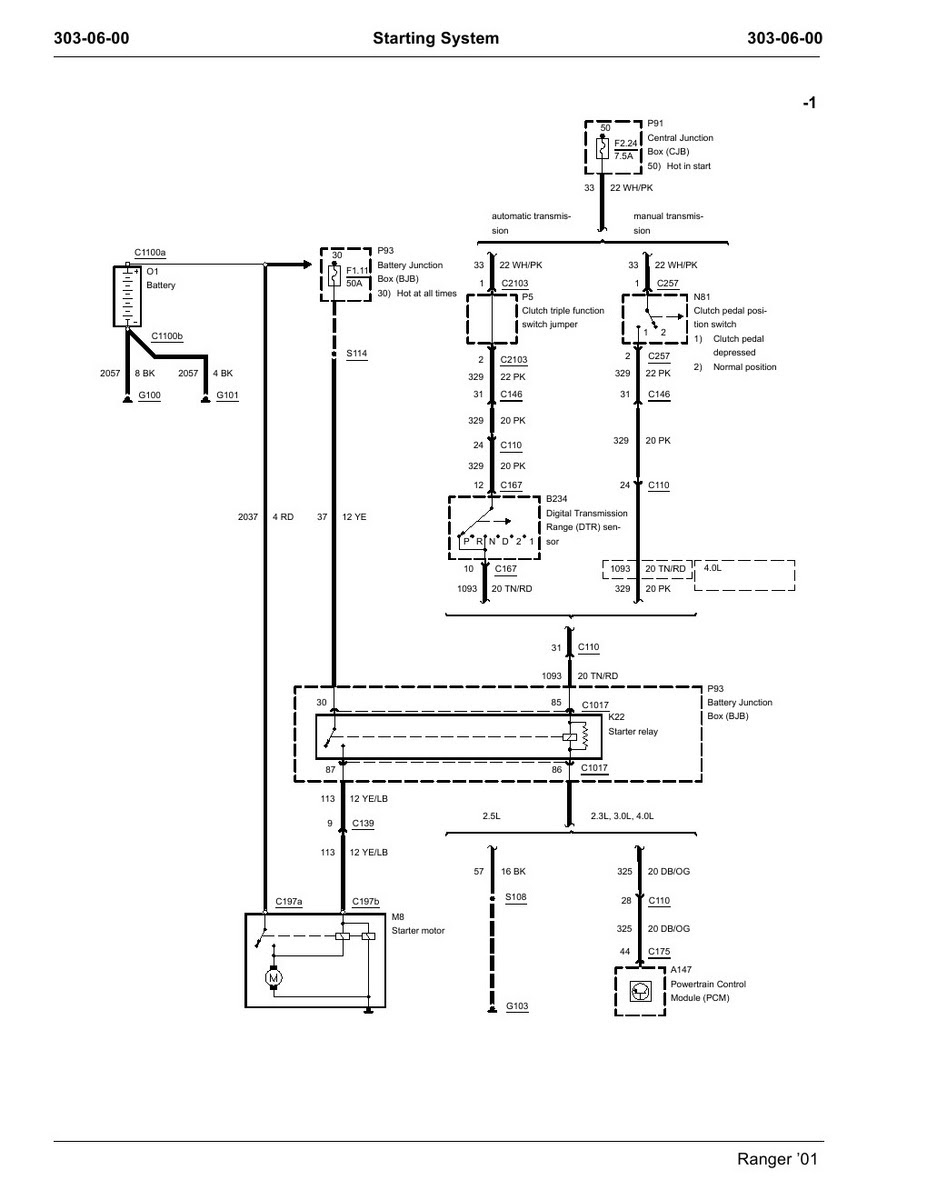 Diagram 89 F150 Starter Relay Wiring Diagram Full Version Hd Quality Wiring Diagram Onlineumldiagram Bottegas It