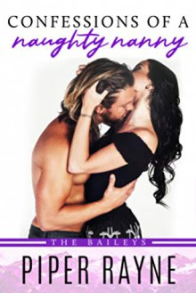 Confessions of a Naughty Nanny (The Baileys #6) - Piper Rayne