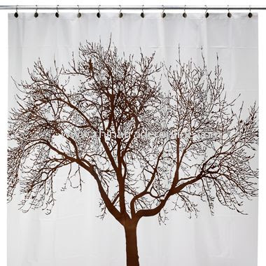 Shower Curtains Tree Design A Room Interiors Camberley